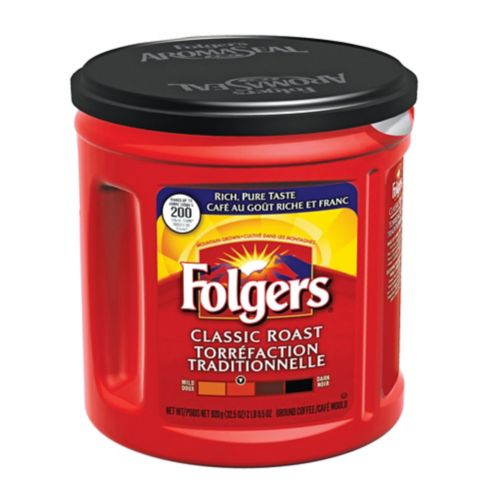 Folgers Classic Roast Coffee, 920-g