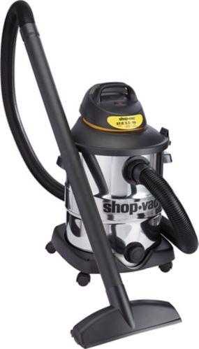 Shop-Vac® Stainless Steel Wet Dry Vacuum, 37.8 L