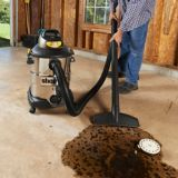 Shop-Vac® Stainless Steel Wet Dry Vacuum, 37.8 L | Shop Vac | Canadian Tire