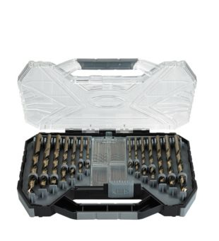 Cobalt Drill Bit Set >> Maximum Cobalt Drill Bit Set 100 Pc