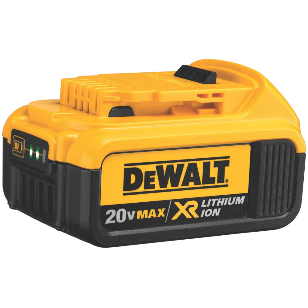 Dewalt DCB204 20V MAX XR 4.0Ah Li-Ion Battery