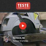 MAXIMUM 40T General Purpose/Framing Circular Saw Blade, 7-1/4-in | MAXIMUM | Canadian Tire