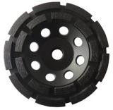 MAXIMUM Diamond Cup Wheel Double Row, 4-1/2-in   MAXIMUM   Canadian Tire