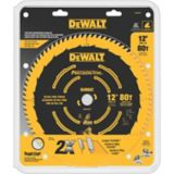 Lame de coupe de précision DeWALT, 12 po, 80 dents | Dewalt | Canadian Tire