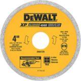 DEWALT 4-in Tile Blade | Dewalt | Canadian Tire