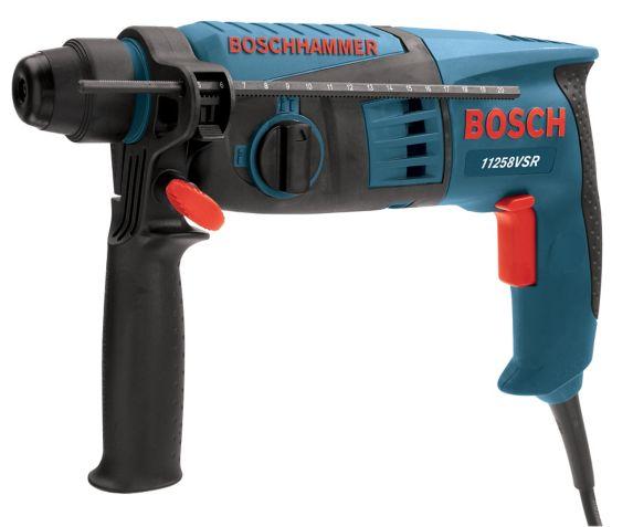 Perceuse pour béton avec fil Bosch SDS-Plus, 5/8 po