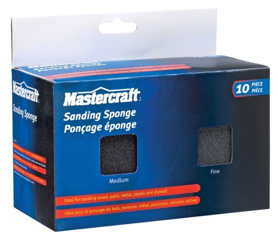 Mastercraft Sanding Sponges, 10-pk Product image