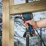 Bosch 18V Li-Ion Hammer Drill and Impact Driver Combo Kit | Bosch