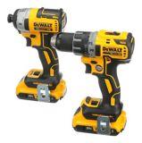 DEWALT DCK283D2 20V MAX XR Brushless Compact Drill & Impact Driver Combo, 2.0Ah | Dewaltnull