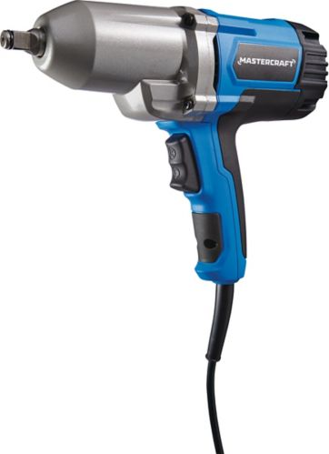 Mastercraft 7.5A Impact Wrench, 1/2-in