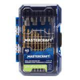 Mastercraft Mixed Drill Bit Set, 40-pc | Mastercraft | Canadian Tire