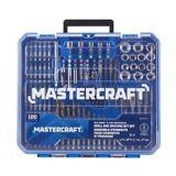 Mastercraft Hex Shank Drill & Bit Set, 100-pc   Mastercraft   Canadian Tire