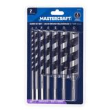 Mastercraft Auger Bit Set, 7.5-in, 7-pc | Mastercraft | Canadian Tire
