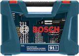 Bosch Drill Drive Bit Set, 91-pc   Bosch   Canadian Tire