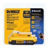 DEWALT XR 20V Li-Ion Battery with Bluetooth, 2.0Ah | Dewalt | Canadian Tire