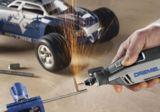 DREMEL 4300-5/40 Variable Speed Rotary Tool Kit with EZ Change | Dremelnull