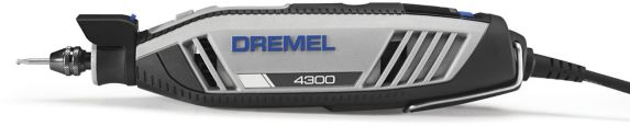 DREMEL 4300-5/40 Variable Speed Rotary Tool Kit with EZ Change
