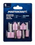 Mastercraft Grinding Stone Set, 5-Pk | Mastercraft | Canadian Tire