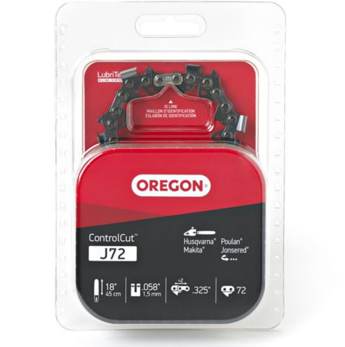 Oregon® J72 Cutting Chain, 18-in