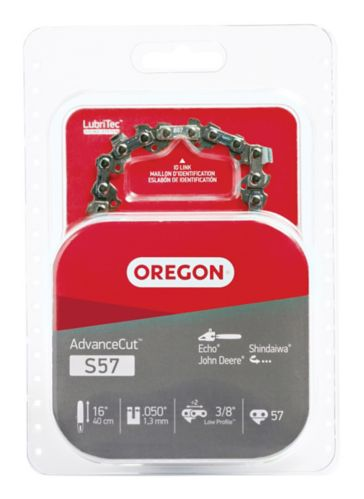 Oregon® S57 Cutting Chain, 16-in