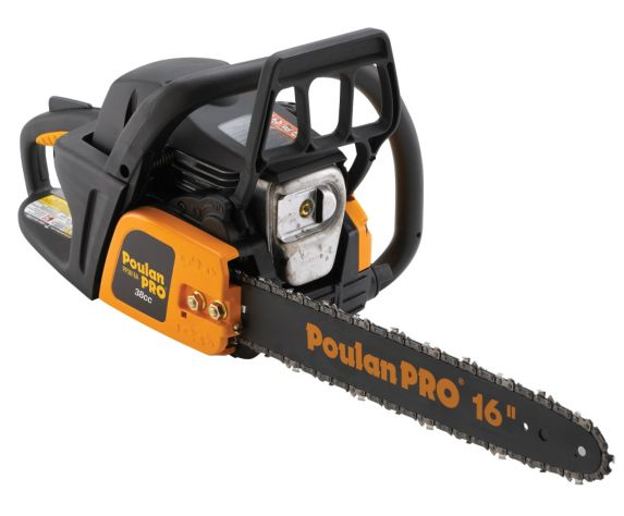 Poulan Pro 38cc Gas Chainsaw, 16-in Product image