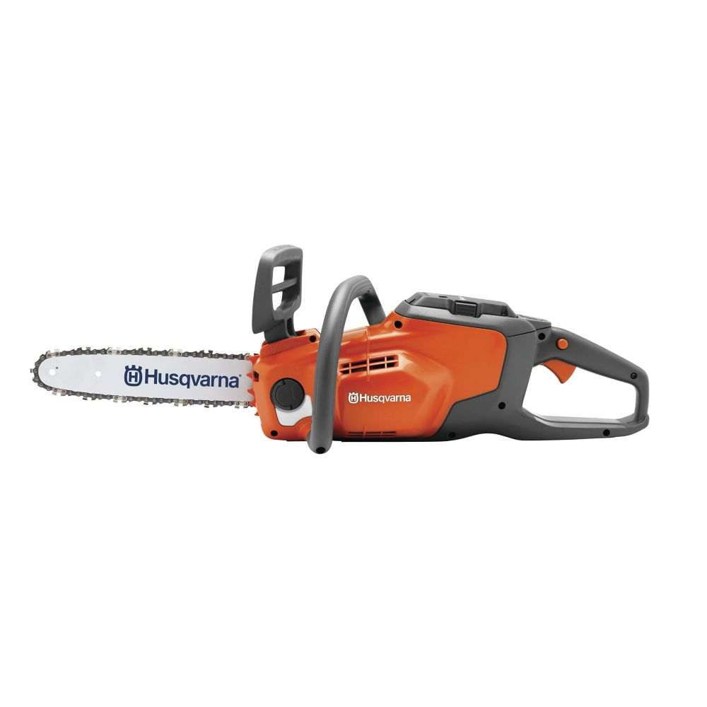 Husqvarna 40V Cordless Chainsaw, 14-in