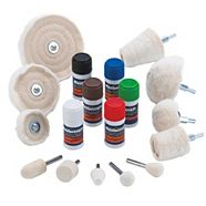 Mastercraft 18-piece Buffing and Polishing Set