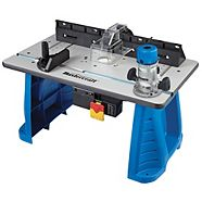 Mastercraft 9.5A Fixed-Base Router and Router Table