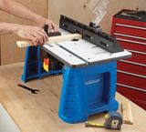 Mastercraft 9.5A Fixed-Base Router and Router Table ...