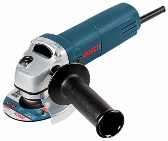 Bosch 6A Angle Grinder, 4.5-in