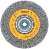 DEWALT Crimped Bench Wire Wheel Brush, Medium Face, 6-in | Dewalt | Canadian Tire