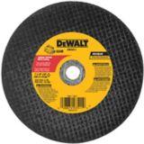 DEWALT Metal Abrasive Saw Blade (Bulk), 7-in x 1/8-in