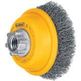 DEWALT Carbon Crimp Wire Cup Brush, 3-in | Dewalt | Canadian Tire