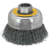 DEWALT Carbon Crimp Wire Cup Brush, 5-in | Dewalt | Canadian Tire