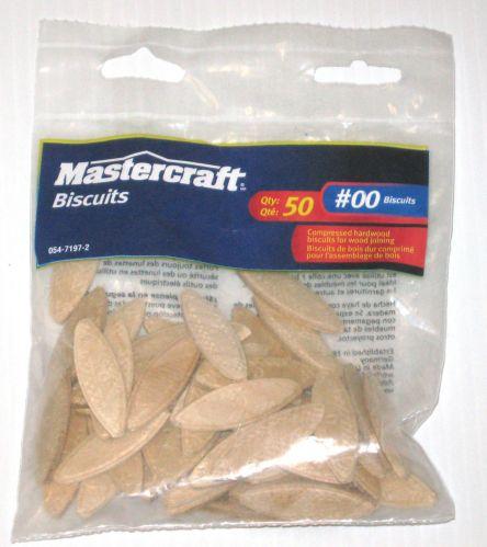 Mastercraft Biscuits, 50-Pk