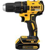 DEWALT DCD777C2 20V MAX 1/2-in Compact Brushless Cordless Drill, 1.3Ah   DEWALTnull