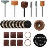 Trousse d'outils de ponçage et meulage DREMEL, 31 pces | Dremel | Canadian Tire