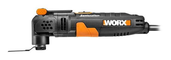 WORX 3A Sonicrafter Oscillating Multi-Tool Kit, 29-pc Product image