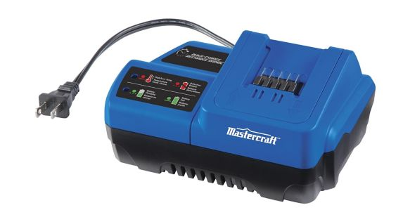 Mastercraft 20V Max Battery Pack Fast-Charger, 90W Product image
