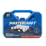 Mastercraft Hole Saw Set, 15-pc | Mastercraft | Canadian Tire