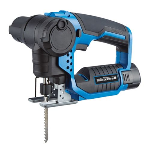Mastercraft 12V 2-in-1 Jigsaw/Cut Saw