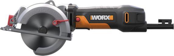WORX 4.5A Slim Handle Mini Circular Saw, 4.5-in Product image