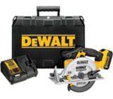 DEWALT DCS391P1 20V MAX 6-1/2-in Circular Saw with E-Brake, 5.0Ah | Dewaltnull