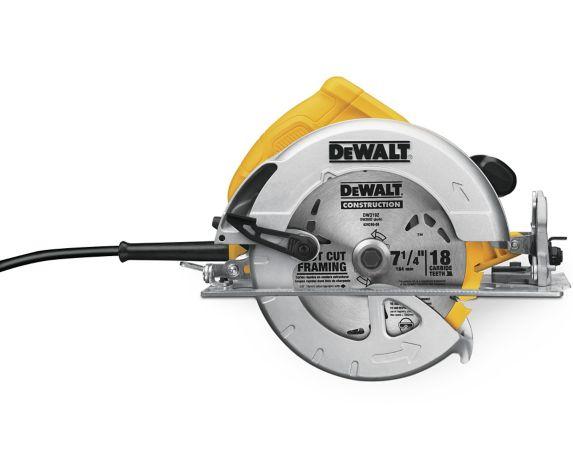 DEWALT DWE575 7-1/4-in Circular Saw, 15 Amp Product image