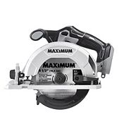 MAXIMUM 20V Max Cordless Circular Saw (Tool Only), 6-1/2-in