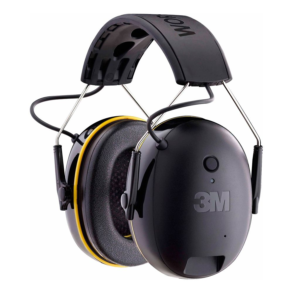 3M WorkTunes Wireless Bluetooth Hearing Protection