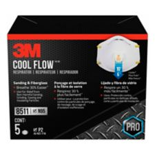5-pk Flow™ 3m™ Tire N95 Cool Mask Canadian