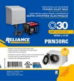Reliance Controls Non-Metallic Power Inlet Box | Reliance Controls | Canadian Tire