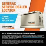 Generac 22KW Home Standby Generator | GENERAC | Canadian Tire