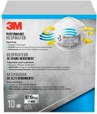 3M™ Disposable Paint Prep N95 Respirator, 10-pk   3M   Canadian Tire